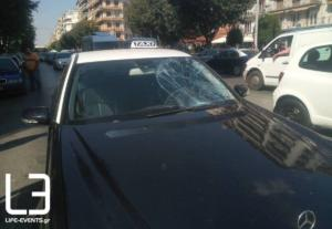 Θεσσαλονίκη: Οδηγός φορτηγού προκάλεσε τροχαίο και εξαφανίστηκε!