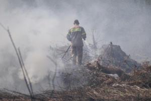 Κιλκίς: Σε εξέλιξη φωτιά σε δύσβατη περιοχή του χωριού Σκρα – Το στοιχείο που ανησυχεί τους πυροσβέστες!