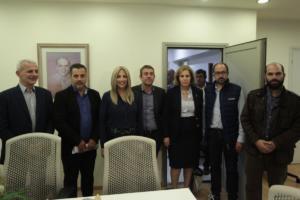 Φώφη Γεννηματά: «Οι Έλληνες δεν αισθάνονται ασφαλείς στα σπίτια τους»