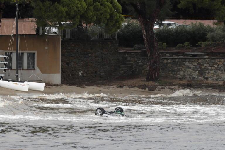 Δύο νεκροί από τις κατακλυσμιαίες πλημμύρες στην Νότια Γαλλία – Εικόνες απόλυτης καταστροφής   Newsit.gr