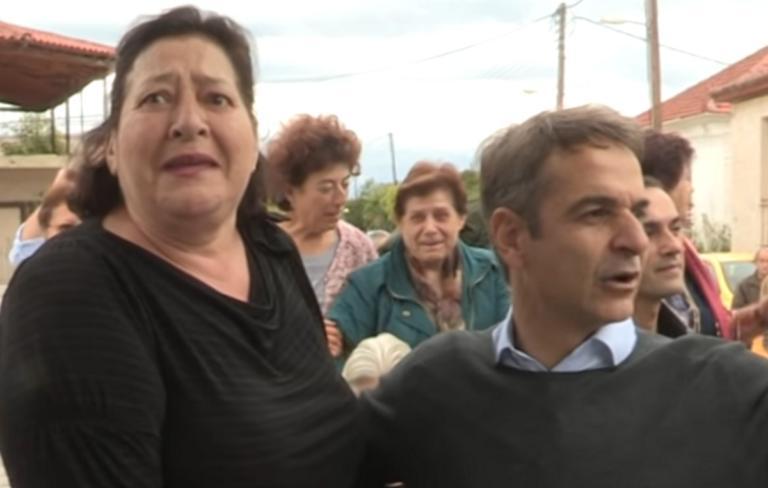 Κορινθία: Το χιούμορ του Κυριάκου Μητσοτάκη – Τα κουτσομπολιά, ο γαμπρός και τα χαμόγελα – video | Newsit.gr