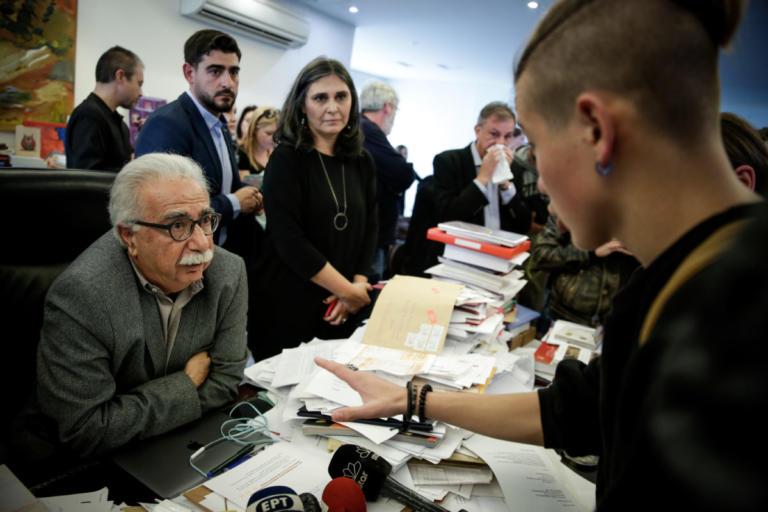 Γαβρόγλου: Σε πλήρη σύγχυση τα παιδιά στο γραφείο μου!   Newsit.gr