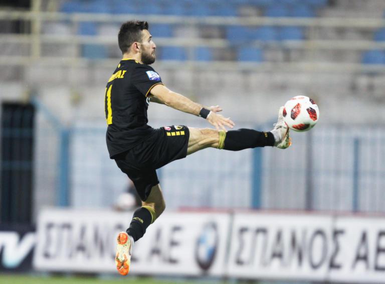 """ΑΕΚ – Άρης, Γιαννιώτας: """"Ιδιαίτερο ματς για μένα! Περιμένω τις ευκαιρίες μου""""   Newsit.gr"""