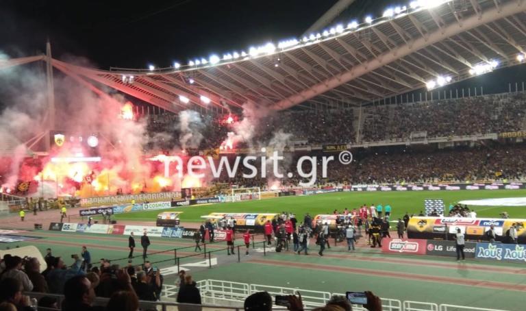 Εκδικάστηκε η υπόθεση της ΑΕΚ! Η θέση της Ένωσης για τα επεισόδια | Newsit.gr