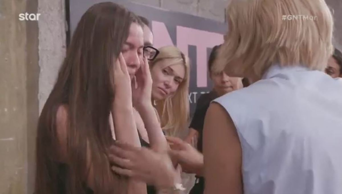 GNTM: Λύγισε η Εβελίνα! «Ήρθα για την κόρη μου! Δεν μπορώ να γυρίσω με άδεια χέρια σπίτι» | Newsit.gr