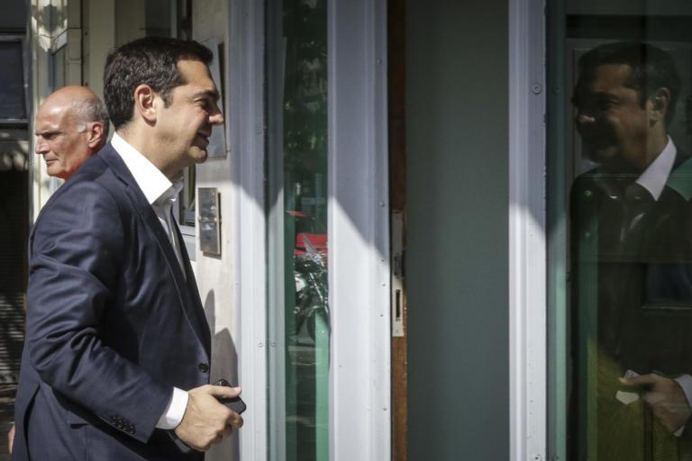 Σιωπητήριο από Τσίπρα στο κόμμα! | Newsit.gr