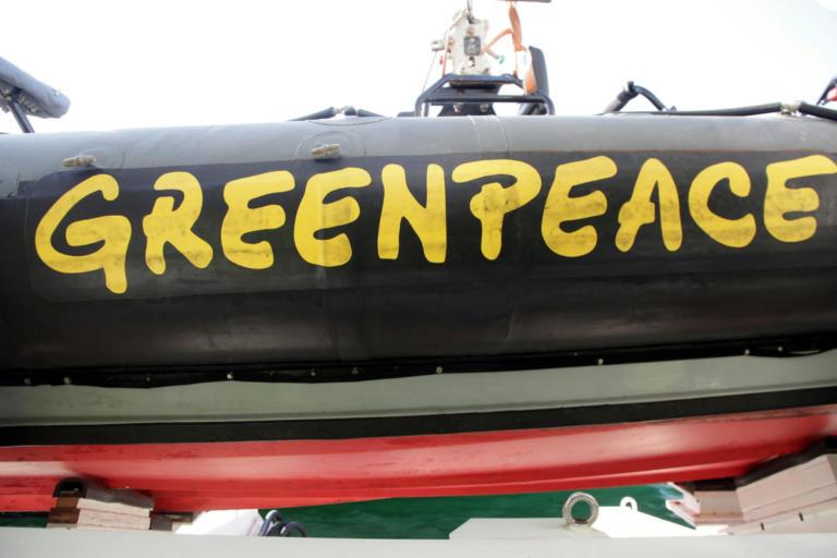 Πρωτοβουλίες για την κλιματική αλλαγή ζητά η Greenpeace από τον Τσίπρα
