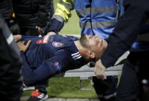 """Ολυμπιακός – Γκερέρο: """"Θα επιστρέψω σύντομα"""" [pic]"""