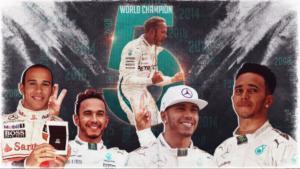 Formula 1: Παγκόσμιος πρωταθλητής ο Χάμιλτον! Έπιασε Φάντζιο και κυνηγάει Σουμάχερ [pics]