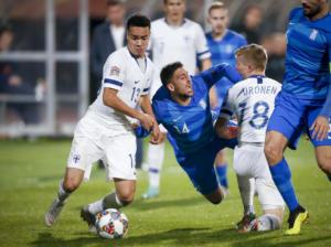 Φινλανδία – Ελλάδα 2-0 ΤΕΛΙΚΟ: Έχασε δίκαια η Εθνική! «Αποχαιρετά» ουσιαστικά το Nations League
