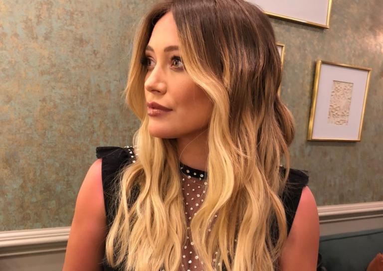 Γέννησε η Hilary Duff – Δες την πρώτη φωτογραφία της κόρη της! | Newsit.gr
