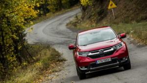 Χωρίς ντίζελ μοτέρ το νέο Honda CR-V – Αναλυτικά οι τιμές του για την Ελλάδα