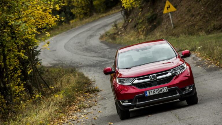 Χωρίς ντίζελ μοτέρ το νέο Honda CR-V – Αναλυτικά οι τιμές του για την Ελλάδα   Newsit.gr