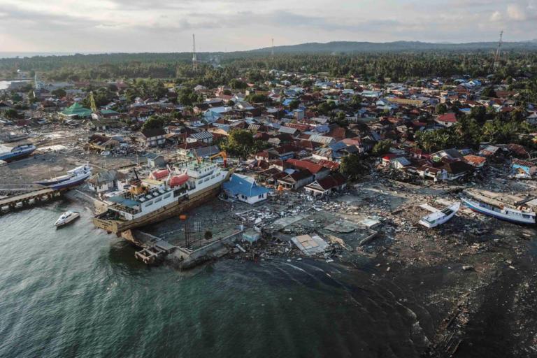 Τσουνάμι Ινδονησία: Καταδικασμένοι… στον όλεθρο – Δεν λειτουργεί καν το σύστημα προειδοποίησης! | Newsit.gr