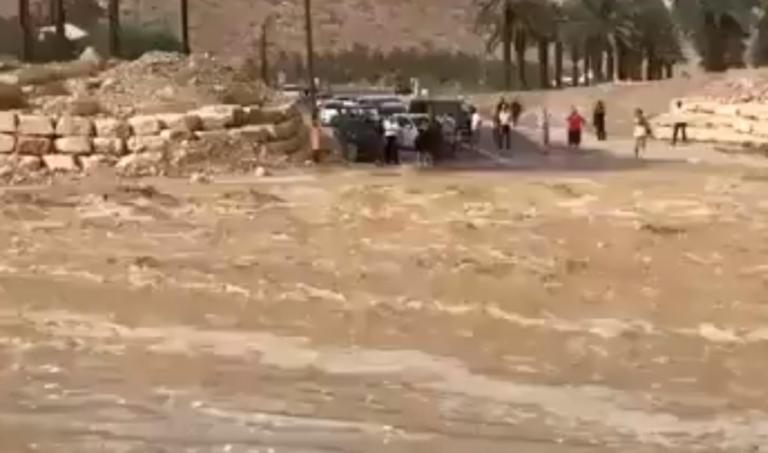 Ιορδανία: 18 μαθητές και δάσκαλοι πνίγηκαν από ξαφνική πλημμύρα και άλλοι 8 αγνοούνται – video | Newsit.gr