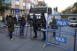 Συναγερμός στην Άγκυρα – Πληροφορίες για βομβιστή αυτοκτονίας στην πρεσβεία του Ιράν