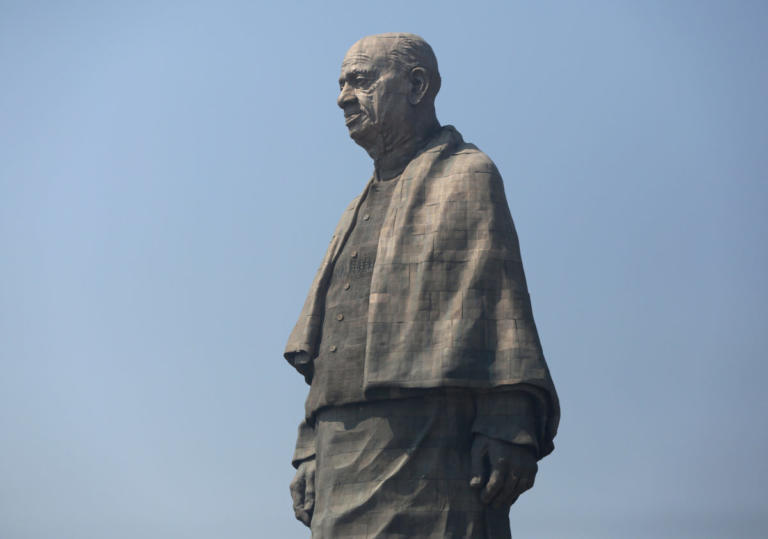 Ινδία: Ο Iron Man έγινε το ψηλότερο άγαλμα του κόσμου [pics]   Newsit.gr
