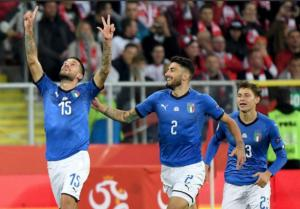 Nations League: Πρώτη νίκη για την Ιταλία του Μαντσίνι! Τα αποτελέσματα της βραδιάς – videos