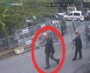 Διέλυσαν σε οξύ το πτώμα του Τζαμάλ Κασόγκι – Βρήκαν στοιχεία στον κήπο του προξενείου