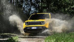 Στην Ελλάδα το ανανεωμένο Jeep Renegade που απέκτησε νέα μοτέρ