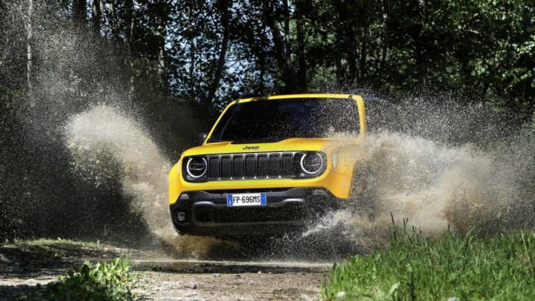 Στην Ελλάδα το ανανεωμένο Jeep Renegade που απέκτησε νέα μοτέρ | Newsit.gr