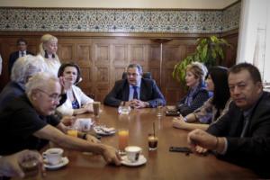 Δυο ξένοι στην ίδια κυβέρνηση – Καμμένος: Εγώ μιλάω με τον πρωθυπουργό και όχι με τον Κοτζιά