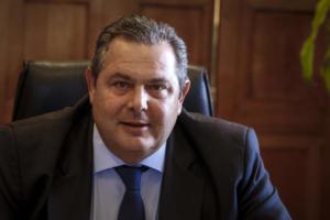 Καμμένος στην ΕΡΤ για το plan b: Το ξέρει ο πρωθυπουργός αλλά δεν το εγκρίνει