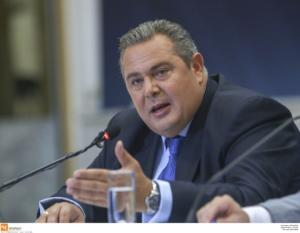 Σκόπια: «Χτύπημα» Καμμένου για τις αδιανόητες καταγγελίες δωροδοκίας!