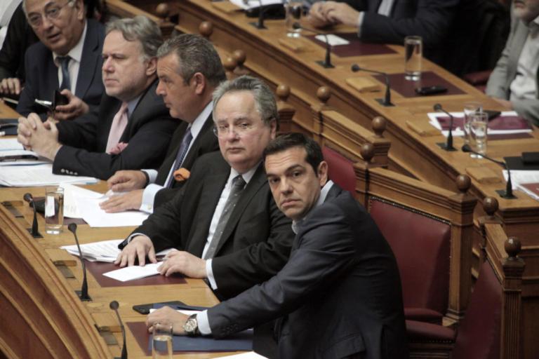 ΕΣΤΙΑ: Στημένη η κόντρα Τσίπρα – Καμμένου και μάλιστα εν αγνοία Κοτζιά | Newsit.gr