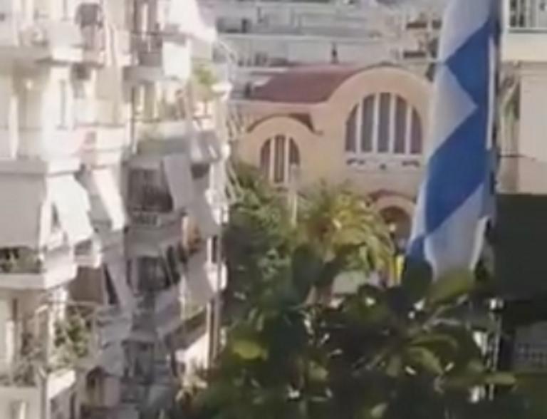 Πάτρα: Η στιγμή που οι καμπάνες της εκκλησίας παίζουν τον εθνικό μας ύμνο – video | Newsit.gr