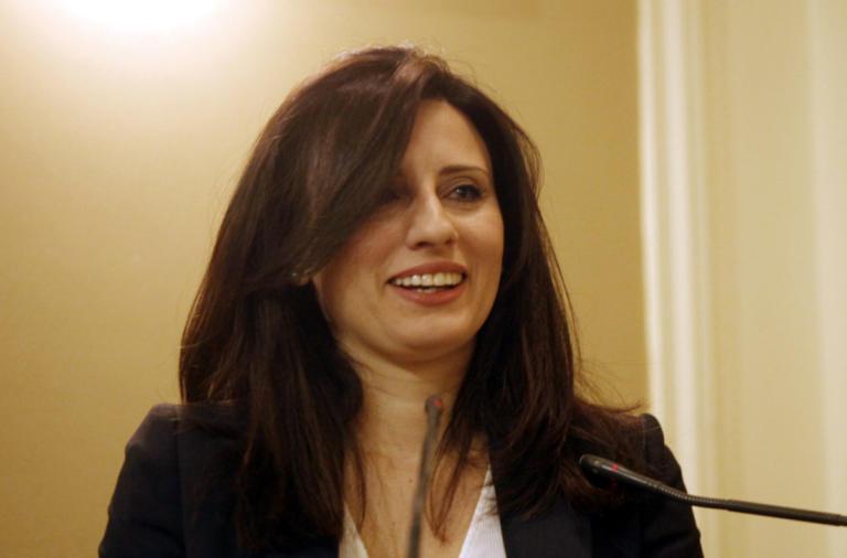 Η Νίνα Κασιμάτη εξελέγη αντιπρόεδρος της Επιτροπής Κοινωνικών Υποθέσεων του Συμβουλίου της Ευρώπης | Newsit.gr