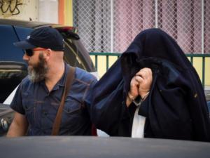 Σέρρες: Έτσι εμφανίστηκε ο καθηγητής των ΤΕΙ στα δικαστήρια – Ενώπιον του ανακριτή για την πολύκροτη υπόθεση [pics]