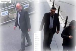 Video ντοκουμέντο: Έντυσαν πράκτορα με τα ρούχα του Κασόγκι για να «καλύψουν» το έγκλημα!