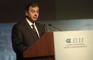 Αποχωρεί από τη θέση του προέδρου της ΕΣΕΕ ο Βασίλης Κορκίδης