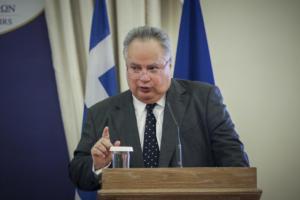 Καταπέλτης Κοτζιάς κατά Τσίπρα: Ο πρωθυπουργός έκανε τις επιλογές του κι εγώ τις δικές μου!