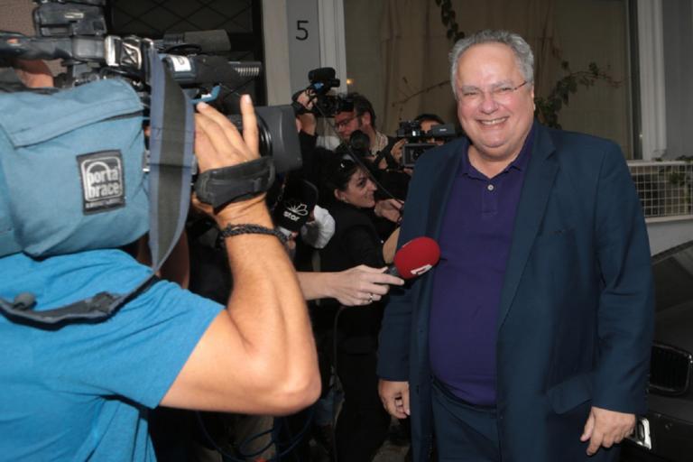 Κοτζιάς: Κάναμε μια συμφωνία με την ΠΓΔΜ και έγινα εγώ πρώην υπουργός! [video] | Newsit.gr
