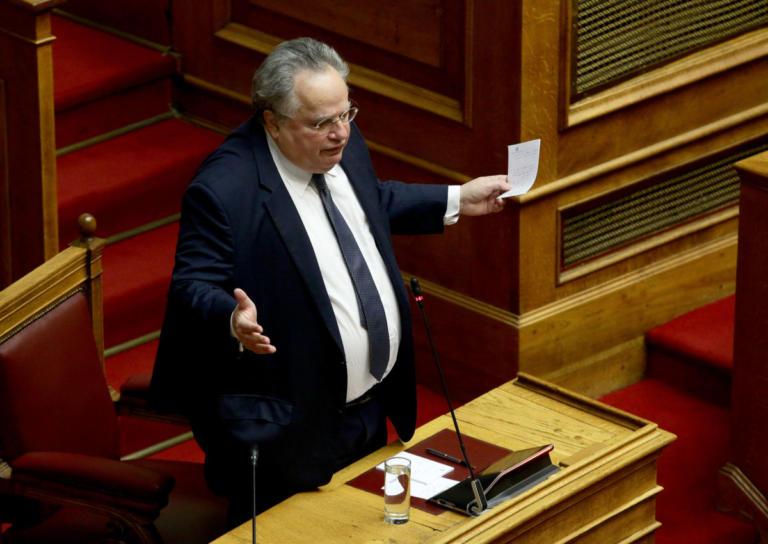 Έξαλλος ο Κοτζιάς: Με λάσπη, ψέματα, συκοφαντίες, υπονομεύουν την υπόληψη μου!   Newsit.gr