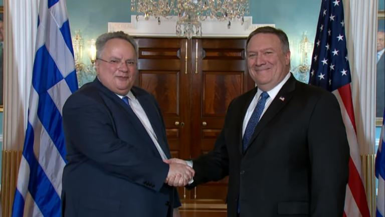 "State Department: Ευχαριστεί τον Νίκο Κοτζιά και στέλνει ""μήνυμα"" για την Συμφωνία των Πρεσπών!   Newsit.gr"