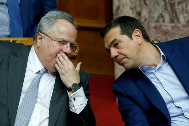 Handelsblatt για παραίτηση Κοτζιά: Ο Τσίπρας χρειάζεται περισσότερο τον Καμμένο   Newsit.gr