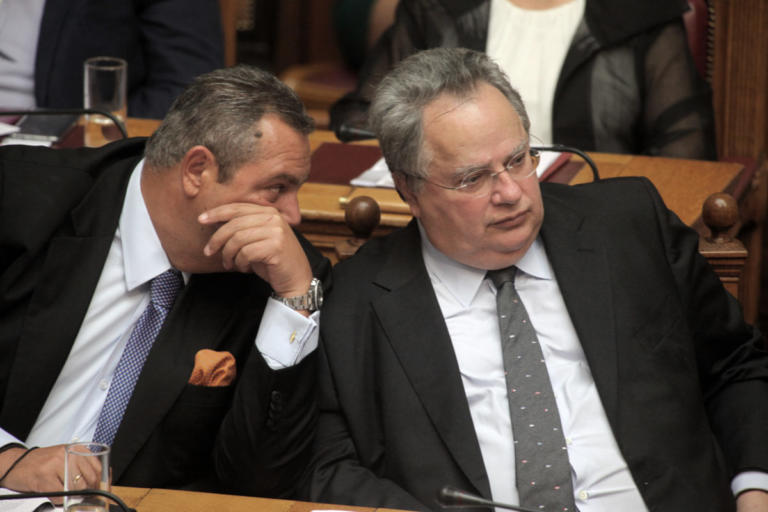 ΝΔ: Να έρθουν άμεσα στη Βουλή Κοτζιάς και Καμμένος να μας ενημερώσουν   Newsit.gr