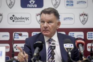 Κούγιας: «Η ΑΕΛ δεν κατεβαίνει να αγωνιστεί με την ΑΕΚ»