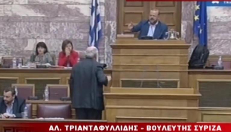 Οι διάλογοι Κουίκ – Τριανταφυλλίδη που οδήγησαν σε… «σκοτωμό» – video | Newsit.gr