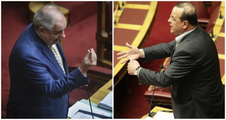 «Σκοτωμός» Κουίκ – Τριανταφυλλίδη! Παραλίγο να πιαστούν στα χέρια!   Newsit.gr