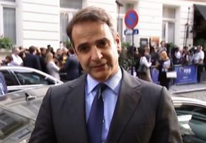 Μητσοτάκης: Αδύναμος και εκβιαζόμενος πρωθυπουργός ο Τσίπρας