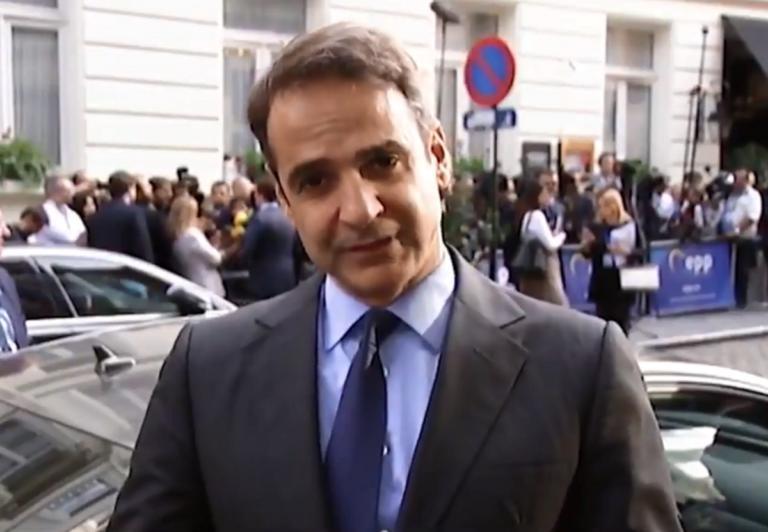 Μητσοτάκης: Αδύναμος και εκβιαζόμενος πρωθυπουργός ο Τσίπρας | Newsit.gr