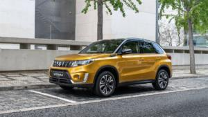 Ανανέωση και νέες τιμές για το Suzuki Vitara