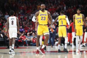 «Παράσταση» Λεμπρόν – Νέα ήττα των Λέικερς! Τα αποτελέσματα στο NBA – video