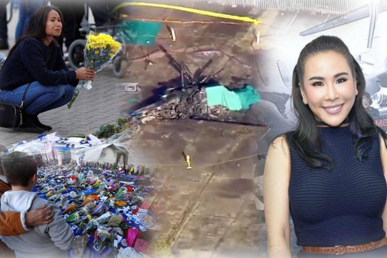 Αλαλούμ με την τραγωδία στο Λέστερ! Ζωντανή η κόρη του προέδρου – videos | Newsit.gr