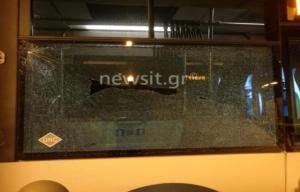 Τρόμος για οδηγούς και επιβάτες λεωφορείων! Μέτρα της αστυνομίας για τις επιθέσεις