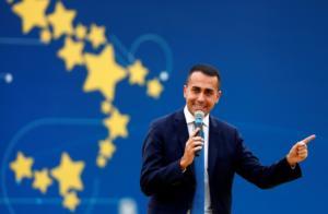 Ιταλία: «Αντάρτικο» Ντι Μάιο μετά το «στραπάτσο» του προϋπολογισμού!